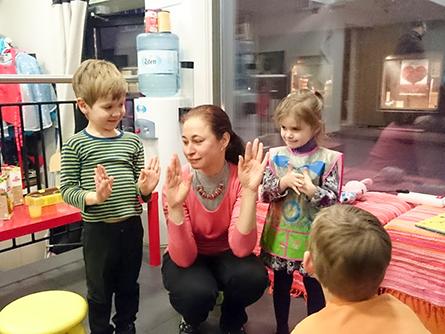Преподаватель школы рисования Artmaailm Lilia Budina
